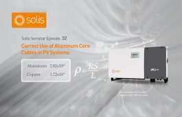 Correct Use of Aluminum Core Cables in PV Systems